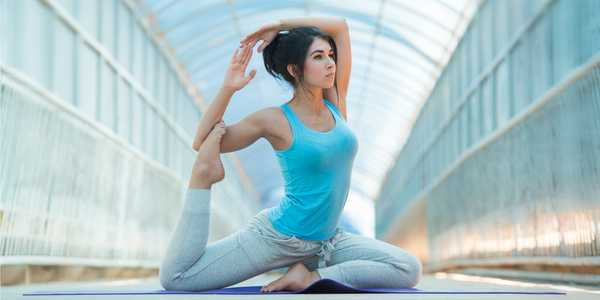 Americans Who Practice Yoga Report Better Wellness And Health Behaviors
